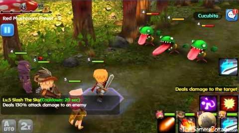 Hello Hero - Armon Red Mushroom Forrest 9