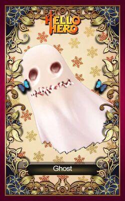 Ghost Facebook