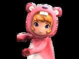 Teddybear Pinky