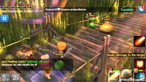 Hello Hero - Armon Red Mushroom Forrest 5