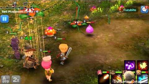 Hello Hero - Armon Red Mushroom Forrest 6