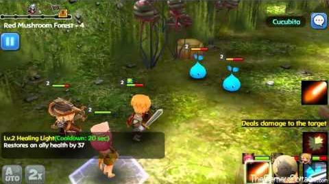 Hello Hero - Armon Red Mushroom Forrest 4