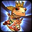 Rocket King Toad icon