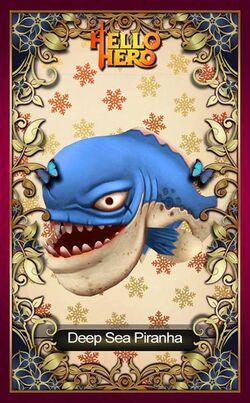 Deep Sea Piranha Facebook
