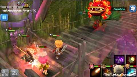 Hello Hero - Armon Red Mushroom Forrest 10