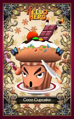 Coco Cupcake Facebook