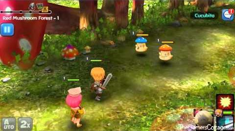 Hello Hero - Armon Red Mushroom Forrest 1