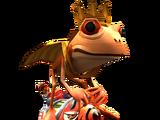 Rocket King Toad