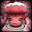 Red Velvet Cupcake icon