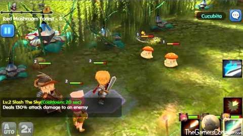 Hello Hero - Armon Red Mushroom Forrest 3