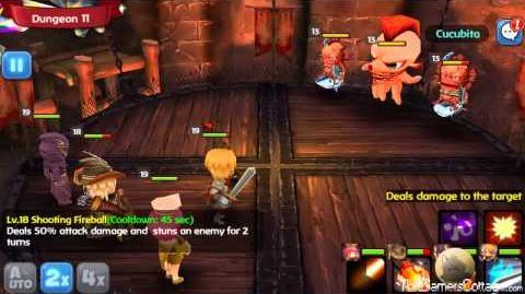 Hello Hero Dungeon Level 11