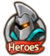 Heroes Button