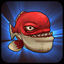 Blood Red Piranha icon