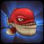 Blood Red Piranha icon