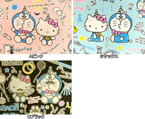 Doraemon X Hello Kitty Merchandise 4