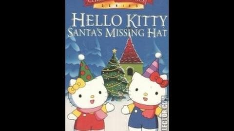 Hello Kitty Santa's Missing Hat