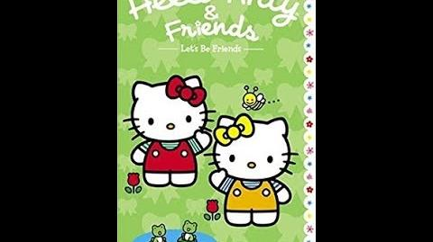 Hello Kitty & Friends Let's Be Friends