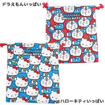 Doraemon X Hello Kitty Merchandise 5