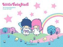 Sanrio Characters Little Twin Stars Image063