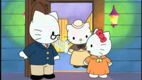 """""""Going To the Bathroom"""" Hello Kitty"""