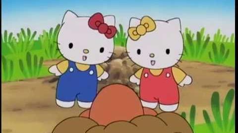 Hello Kitty's Paradise - Underground Kitty