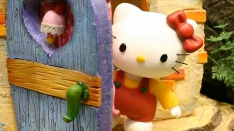 Hello Kitty Stump Village 5. Friends Again