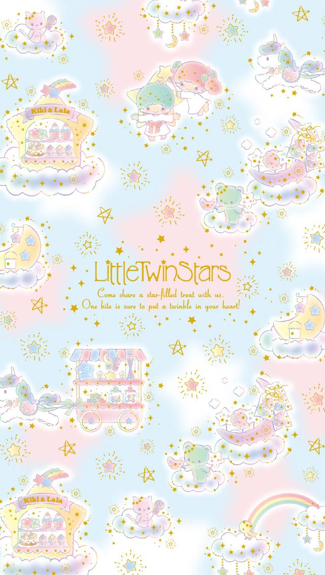 Sanrio Characters Little Twin Stars Image089