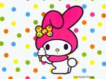 Sanrio Characters My Melody Image034