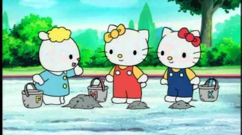 """""""Lets Play Together"""" Hello Kitty"""