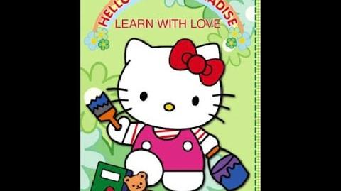 Hello Kitty's Paradise Learn With Love