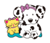 Sanrio Characters Spottie Dottie--Sassy Image001