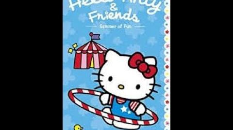 Hello Kitty & Friends Summer Of Fun