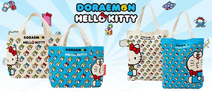 Doraemon X Hello Kitty Merchandise 3
