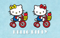Sanrio Characters Hello Kitty--Mimmy Image002