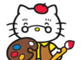 Grandpa (Hello Kitty)
