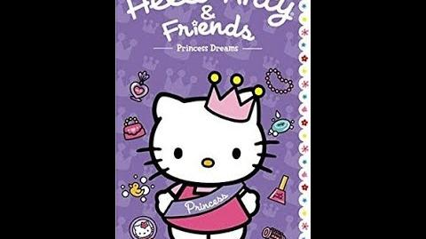 Hello Kitty & Friends Princess Dreams