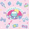 Sanrio Characters Fresh Punch Image001