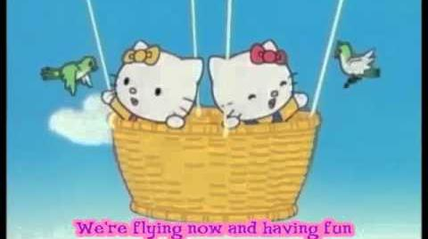 Hello Kitty Let's Fly Away Sing Along