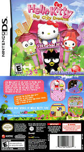 hello kitty big city dreams ds