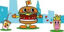 Sanrio Characters Dokidoki Burger--Dokidoki Fries--Dokidoki Shake Image001