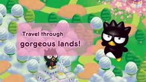 Hello Kitty Online Introducing Cities
