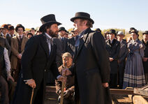 Hell on Wheels Season 5 Episode 14 promotional photo 3