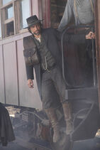 Hell on Wheels Season 1 Episode 1 promotional photo