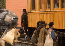 Hell on Wheels Season 5 Episode 14 promotional photo 5