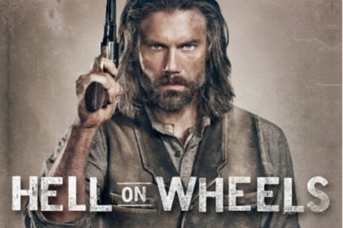 Hell on wheels Wiki