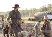 Hell on Wheels Season 1 Episode 1 promotional photo 4