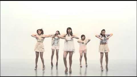 ℃-ute - Tokaikko Junjou (2012 Shinsei Naru Ver.) (MV)