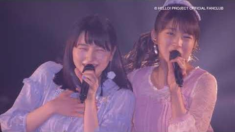 DVD『モーニング娘。'18 12期メンバー 尾形春水・野中美希・牧野真莉愛・羽賀朱音FCイベント』