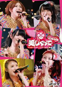 CuteHaruNatsu2012-dvd