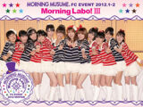 Morning Musume FC Event 2012 WINTER ~Morning Labo! III~